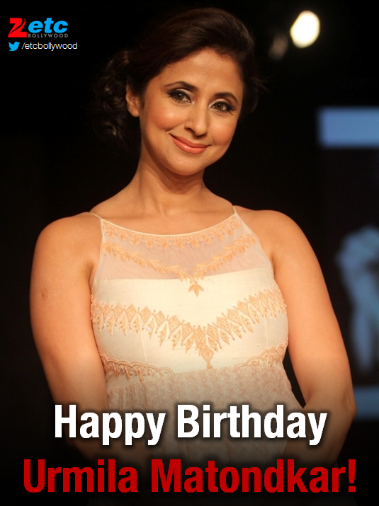 Urmila Matondkar is an Indian film actress, known for her