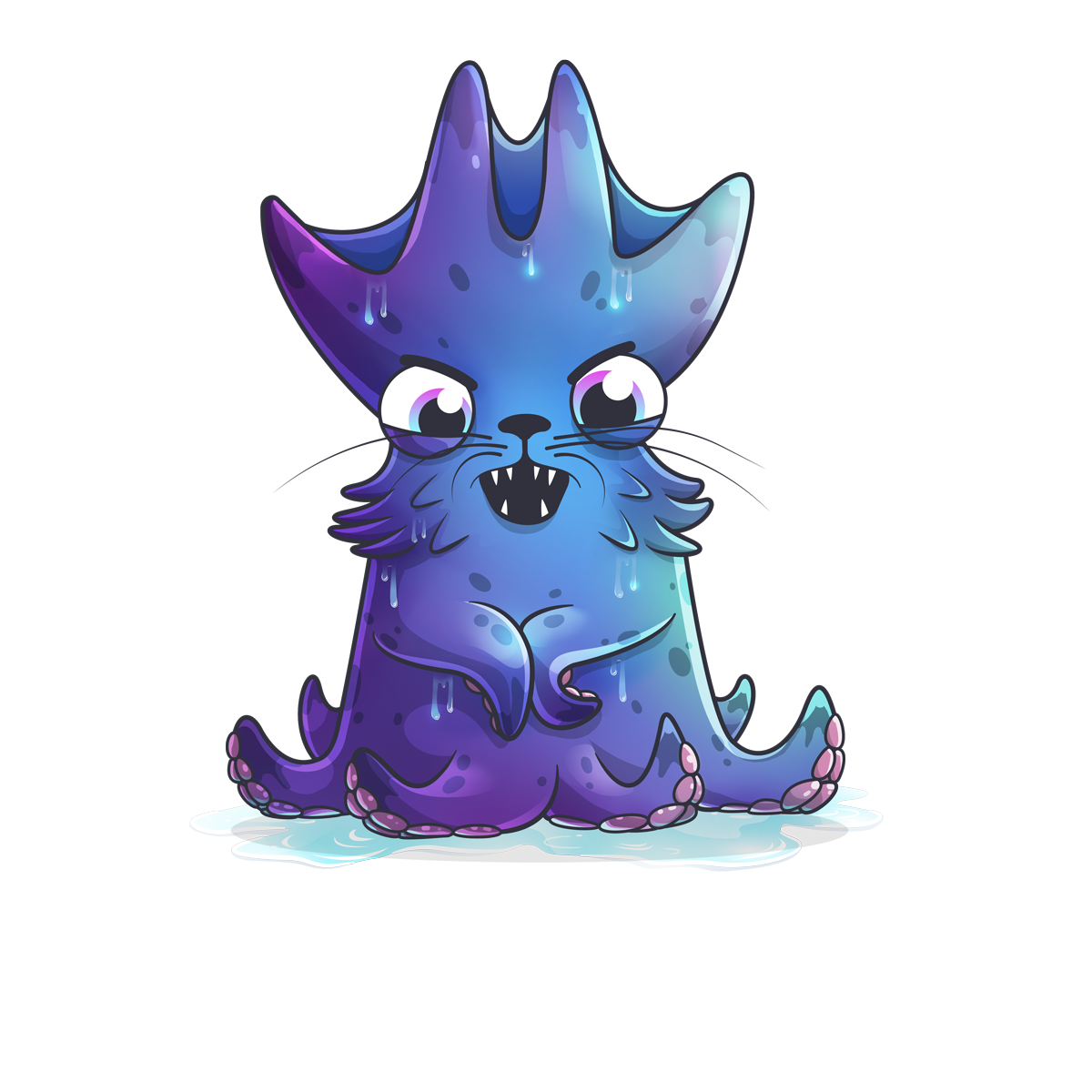 CryptoKitties Collect and breed digital cats! Rare