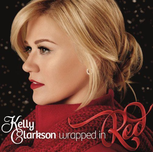 Wrapped in Red ~ Kelly Clarkson | Kelly clarkson, Christmas albums, Country christmas music