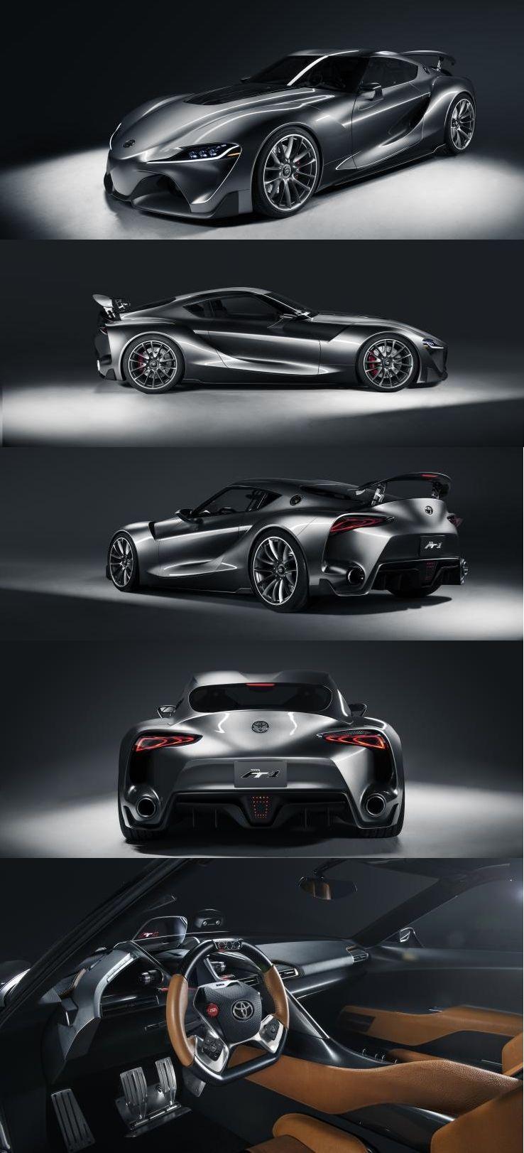 Toyota Ft 1 Concept Nissan Nismo Gtr Skyline Silvia Rvinyl Concept Cars Car Cars Toyota ft 1 sports concept car 4k