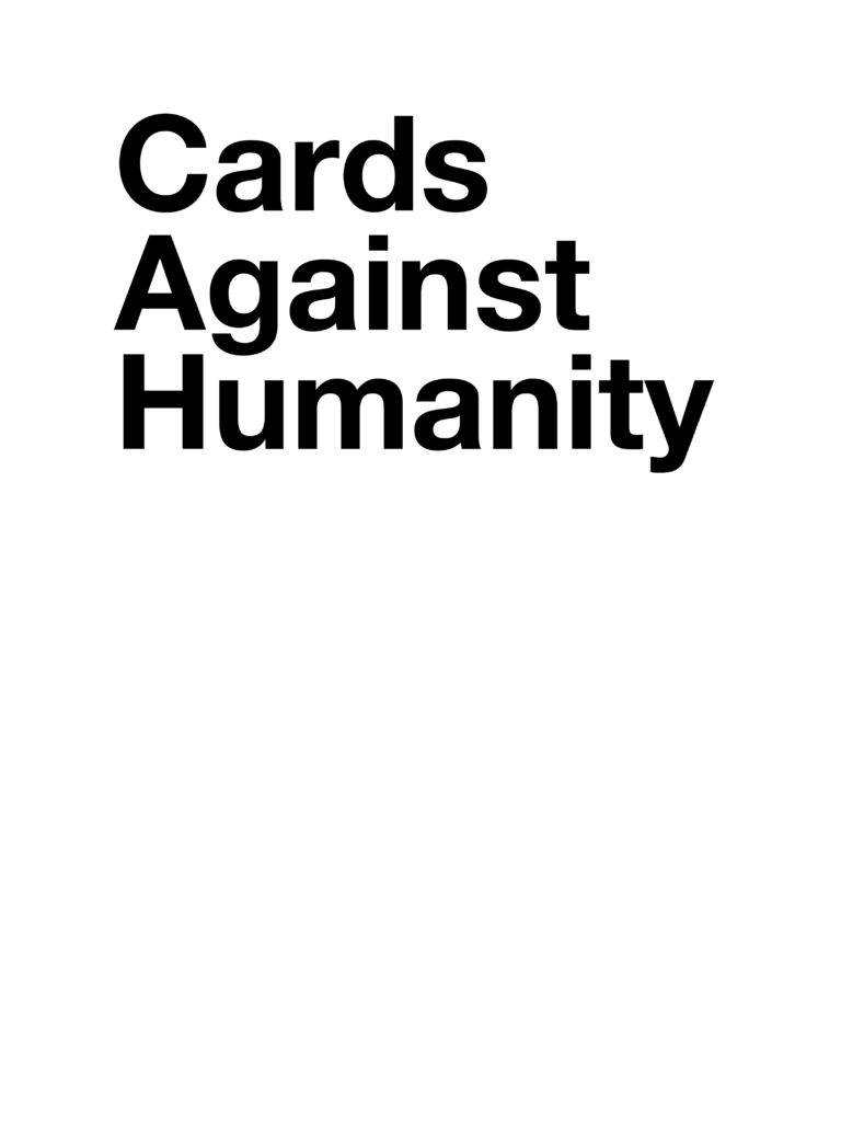 Cards Against Humanity Card Generator Intended For Cards Against Humanity Template Cards Against Humanity Templates Diy Cards Against Humanity