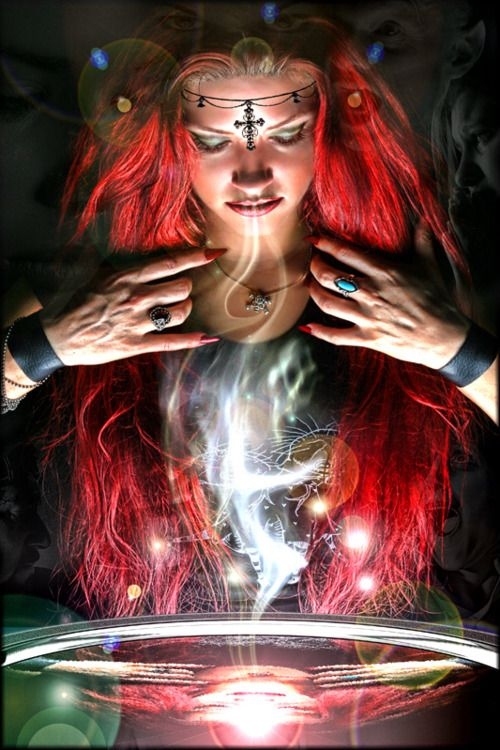 ✯ Spirit Manifestations    ML Weston✯ | W i t c h | Witch