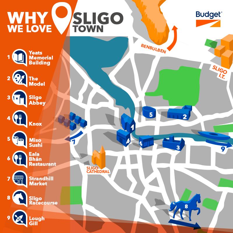 Pin by Budget Ireland on Budget Explore Sligo Sligo