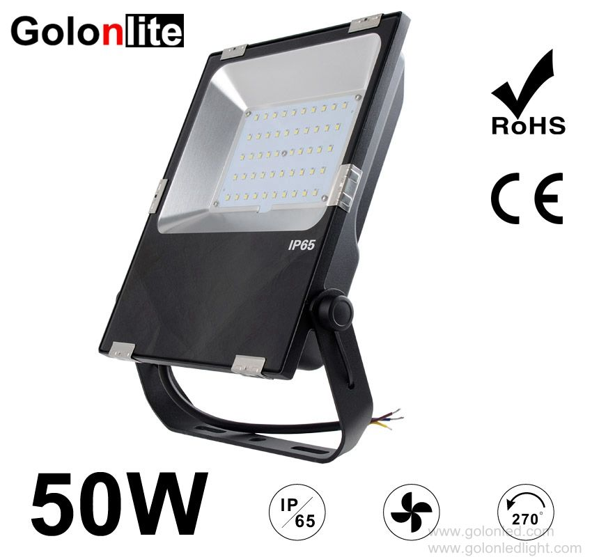 Led Projector 50w 50 Watts Ip65 Waterproof Philips Lumileds Smd3030 100 277vac Ledprojector 50wledp Outdoor Wall Mounted Lighting Led Flood Led Flood Lights