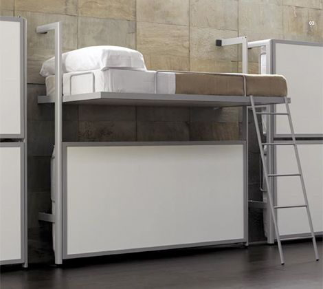 Fold Down Beds And Space Saving Bunk Beds From Resource Furniture Bunk Bed Designs Bunk Beds Murphy Bunk Beds