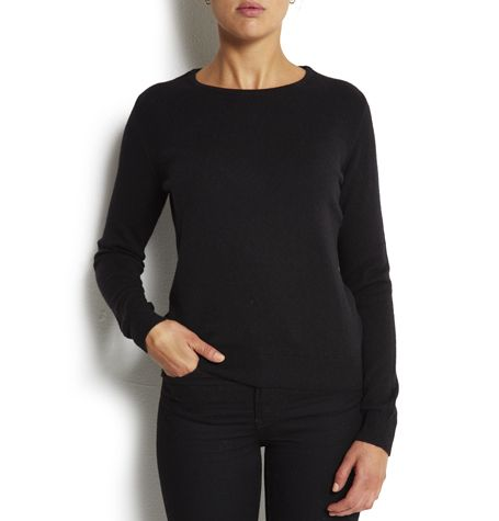 Classic Figured Cashmere Sweater/Wild Wool