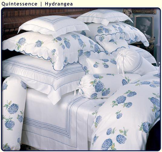 Yellow Bedroom Ideas For Sunny Mornings And Sweet Dreams: Quintessence-Hydrangea