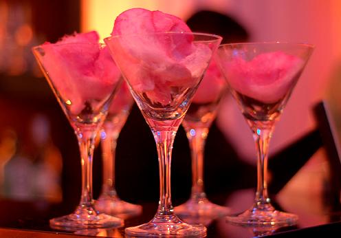 Pink Punktini at TGI FRIDAYS!