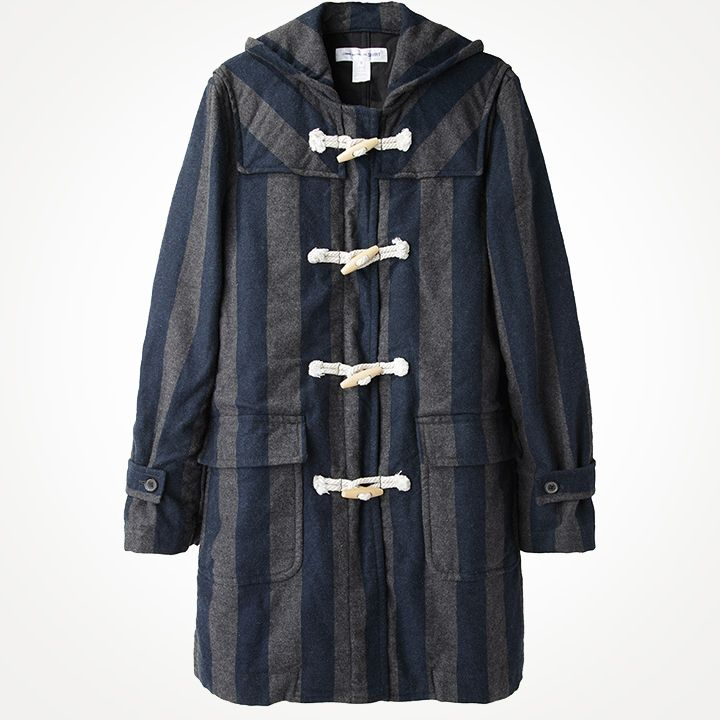 Comme des Garçons Shirt Man / Toggle Button Coat