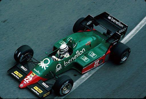 Alfa Romeo F1 -184T