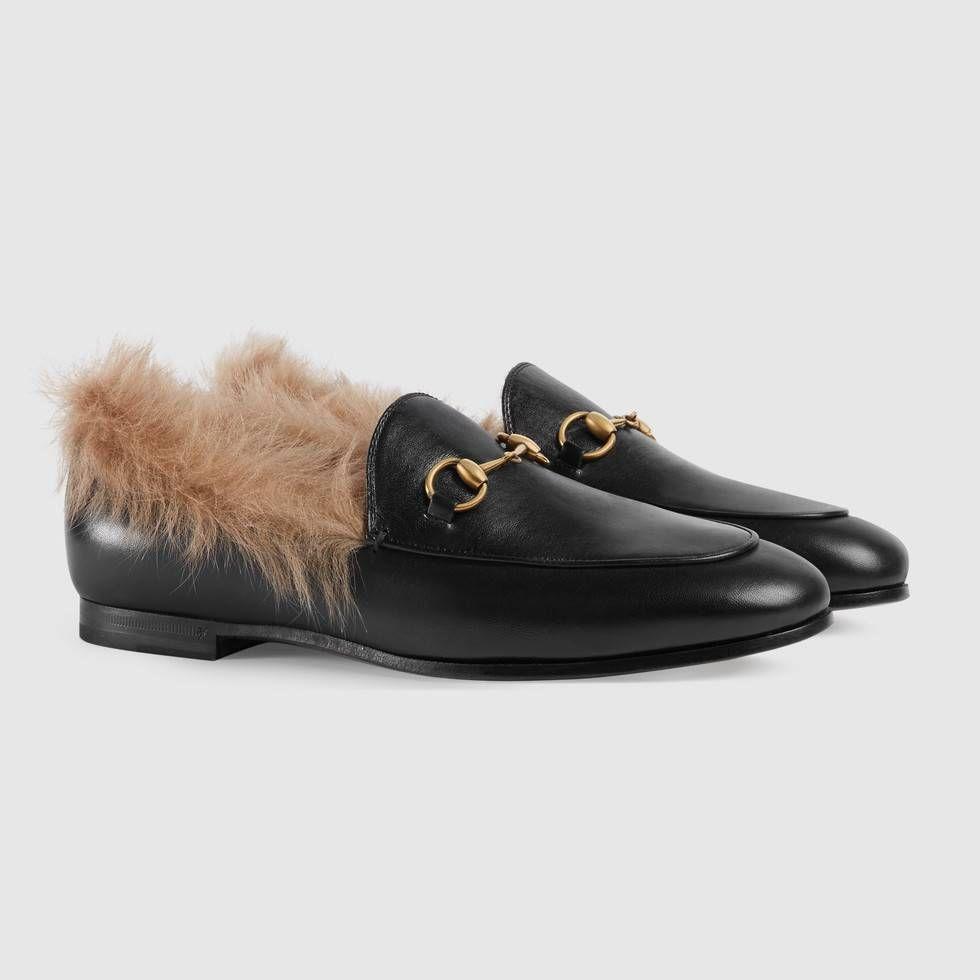 Mocassins Gucci Jordaan en laine en 2018   Shoes   Pinterest ... 3c92ac83739