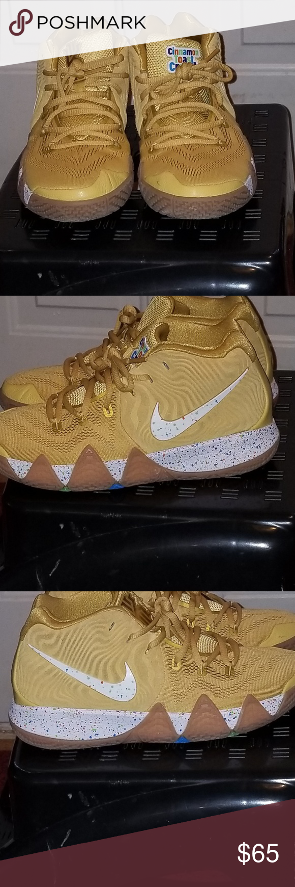 Nike Kyrie Irving Cinnamon Toast Crunch Shoes Kyrie Irving Cinnamon Toast Crunch High Top Nike Shoes Athletic Shoes #cinnamontoastcrunch Nike Kyrie Irving Cinnamon Toast Crunch Shoes Kyrie Irving Cinnamon Toast Crunch High Top Nike Shoes Athletic Shoes #cinnamontoastcrunch