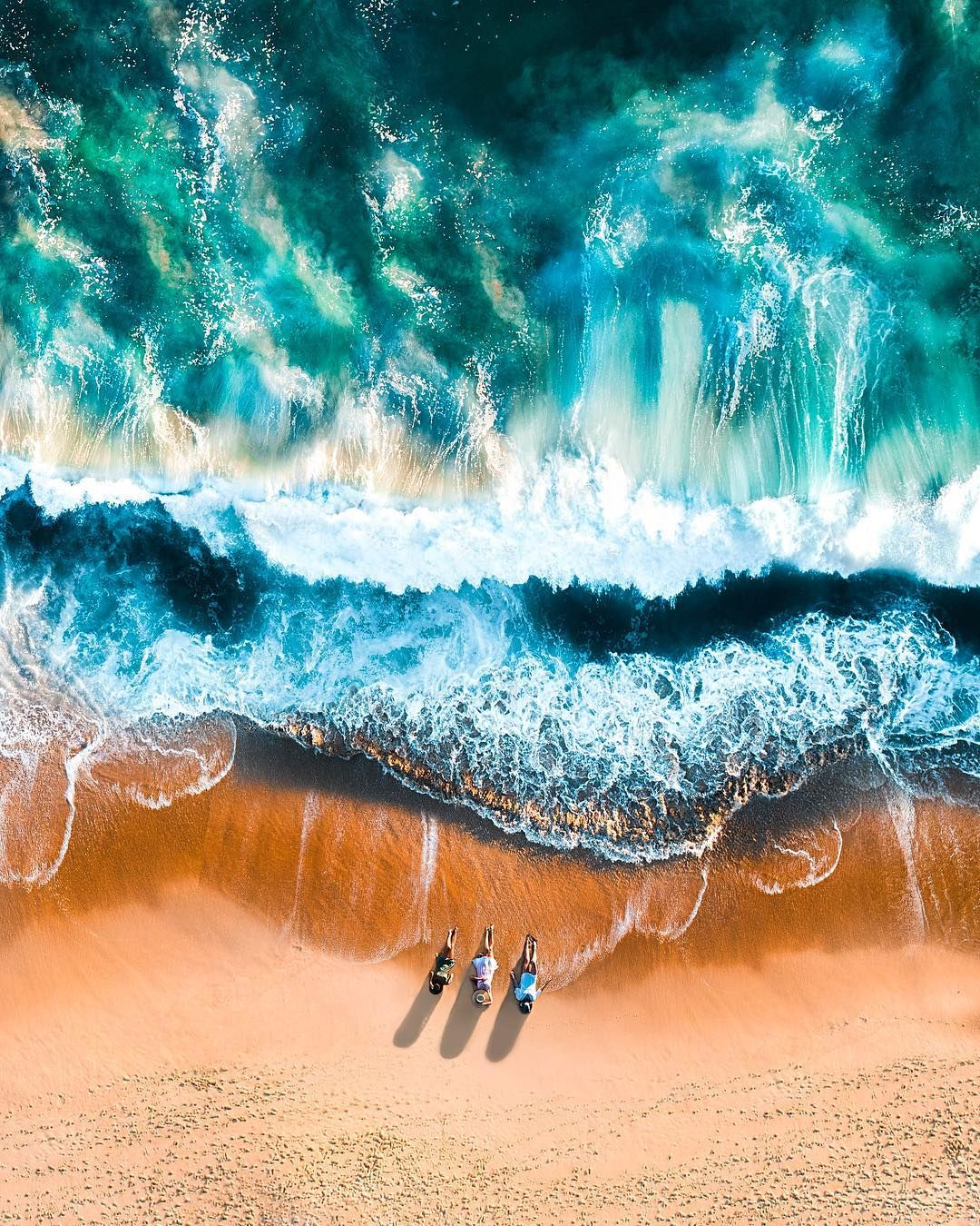 California Beaches From Above Drone Photography By Emily Kaszton Inspiration
