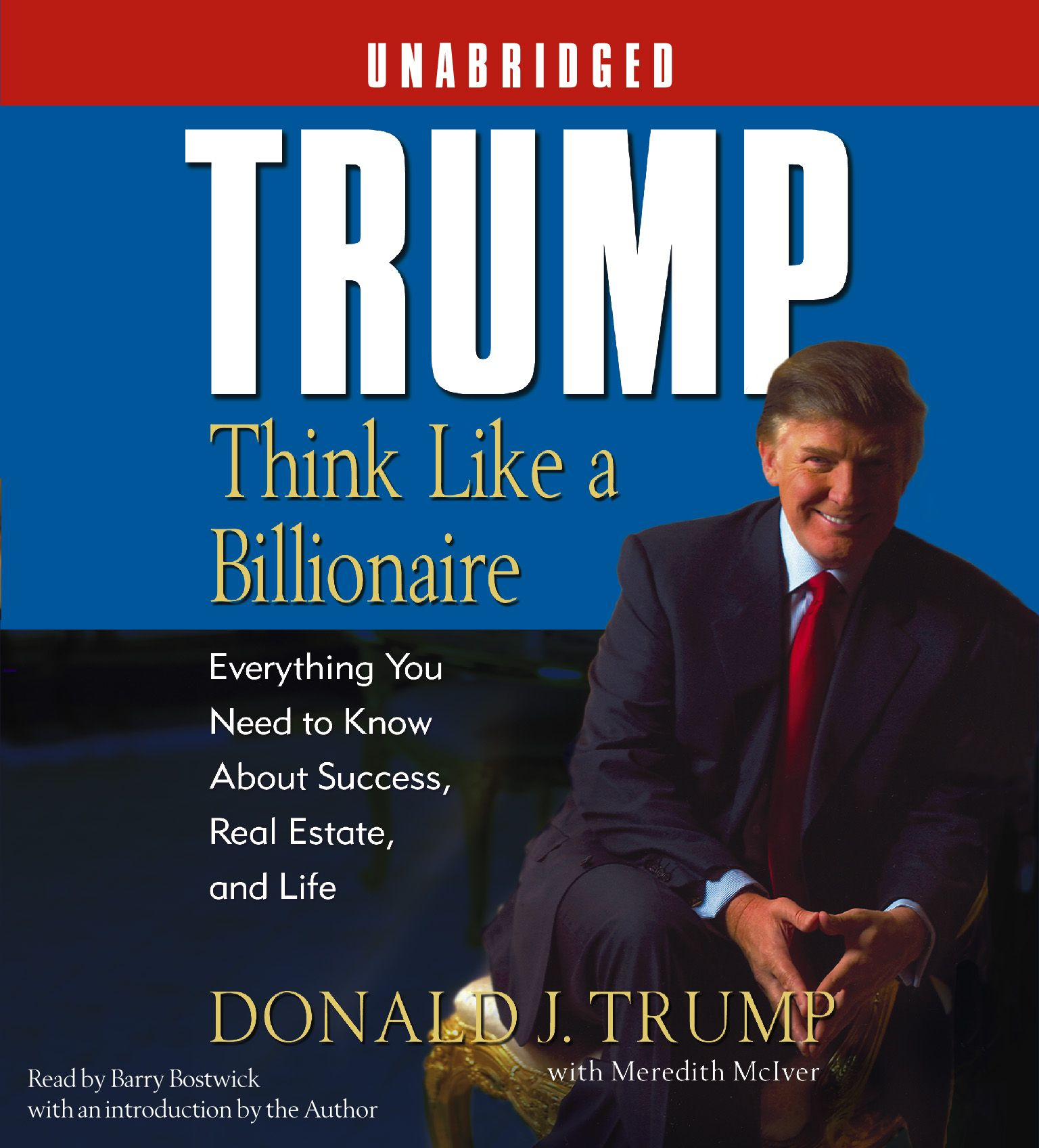The audio book trump think like a billionaire by donald j trump the audio book trump think like a billionaire by donald j trump malvernweather Image collections