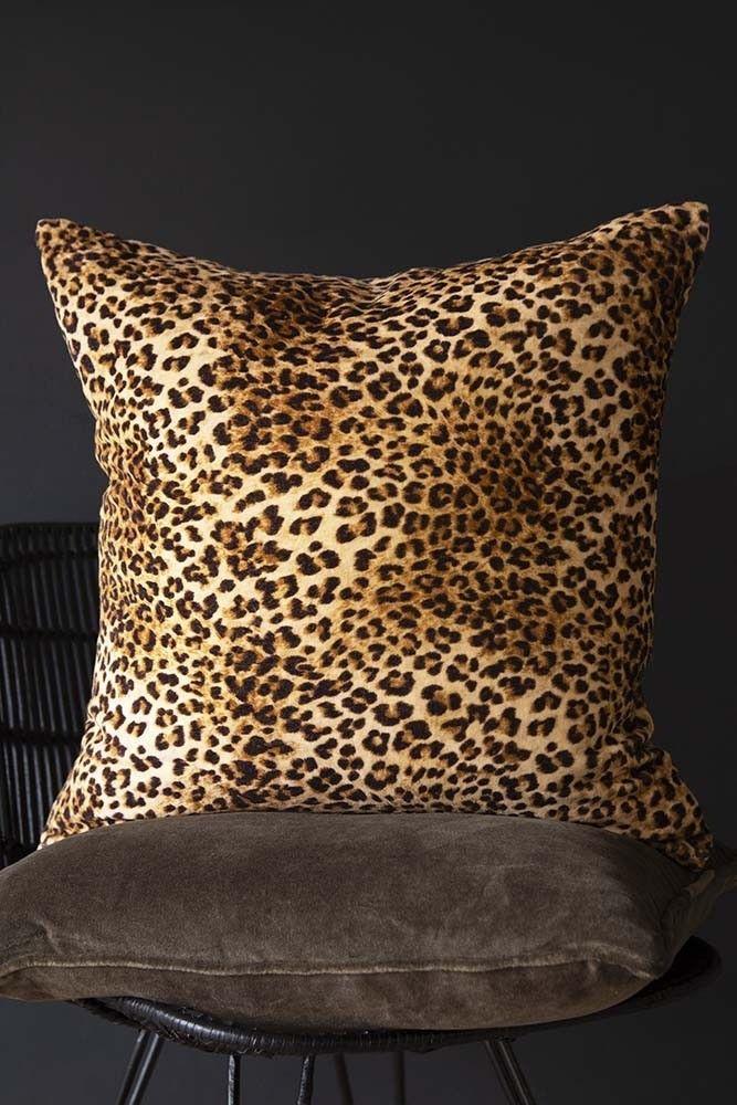 Love 2 Design Cheetah Throw Pillow from
