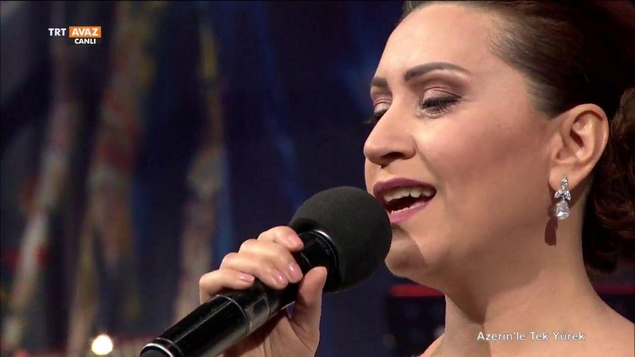 Azerin Soyluyor Sen Gelmez Oldun Music Youtube Concert