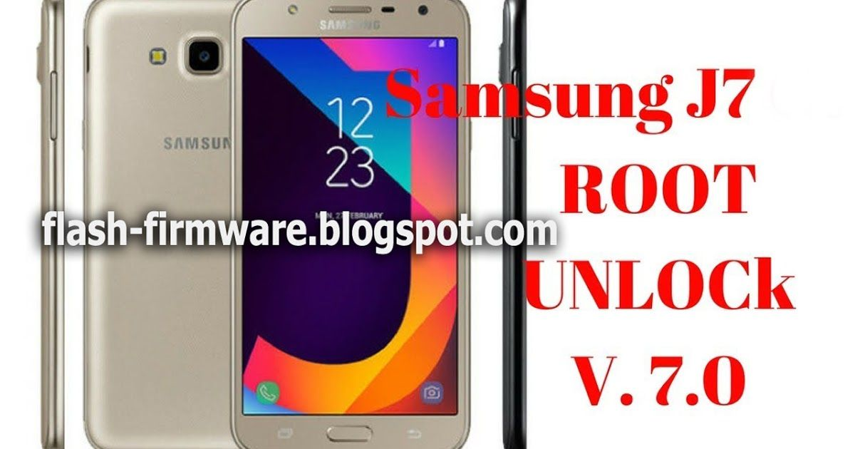 DownloadSamsung SM-J701F 7 0 Nougat Root File Feature: Fix Your