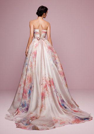 Die ungewöhnlichen Brautkleider haben den Wow-Faktor