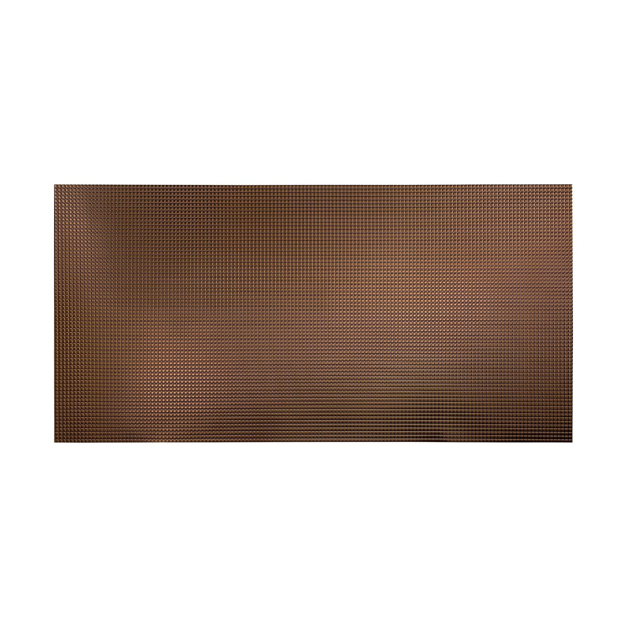 Fasade Diamond Plate Oil-Rubbed Bronze 4-foot x 8-foot Wall Panel  sc 1 st  Pinterest & Fasade Diamond Plate Oil-Rubbed Bronze 4-foot x 8-foot Wall Panel ...