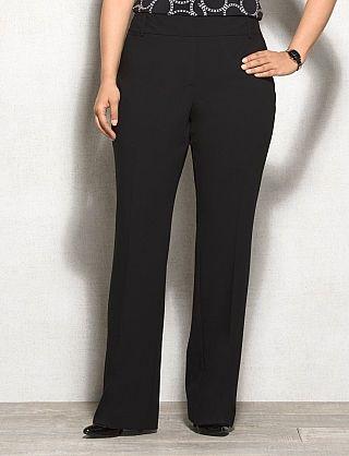 a9e8ff6694b roz   ALI™ Plus Size Curvy Fit Pants