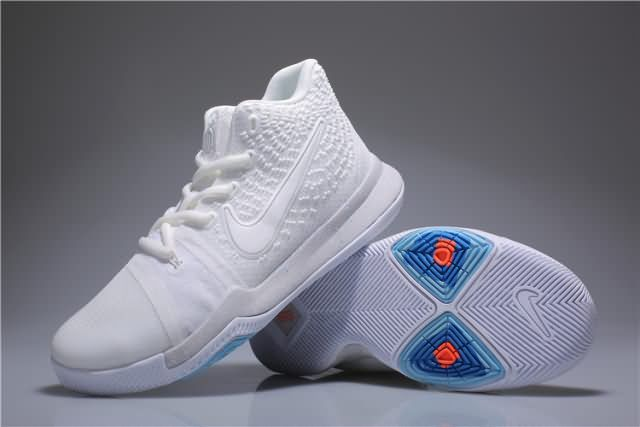 Cheap Kyrie Irving Kids shoes All  white Only Price  52 To Worldwide and  Free Shipping whatsapp 8613328373859 d88a6a012