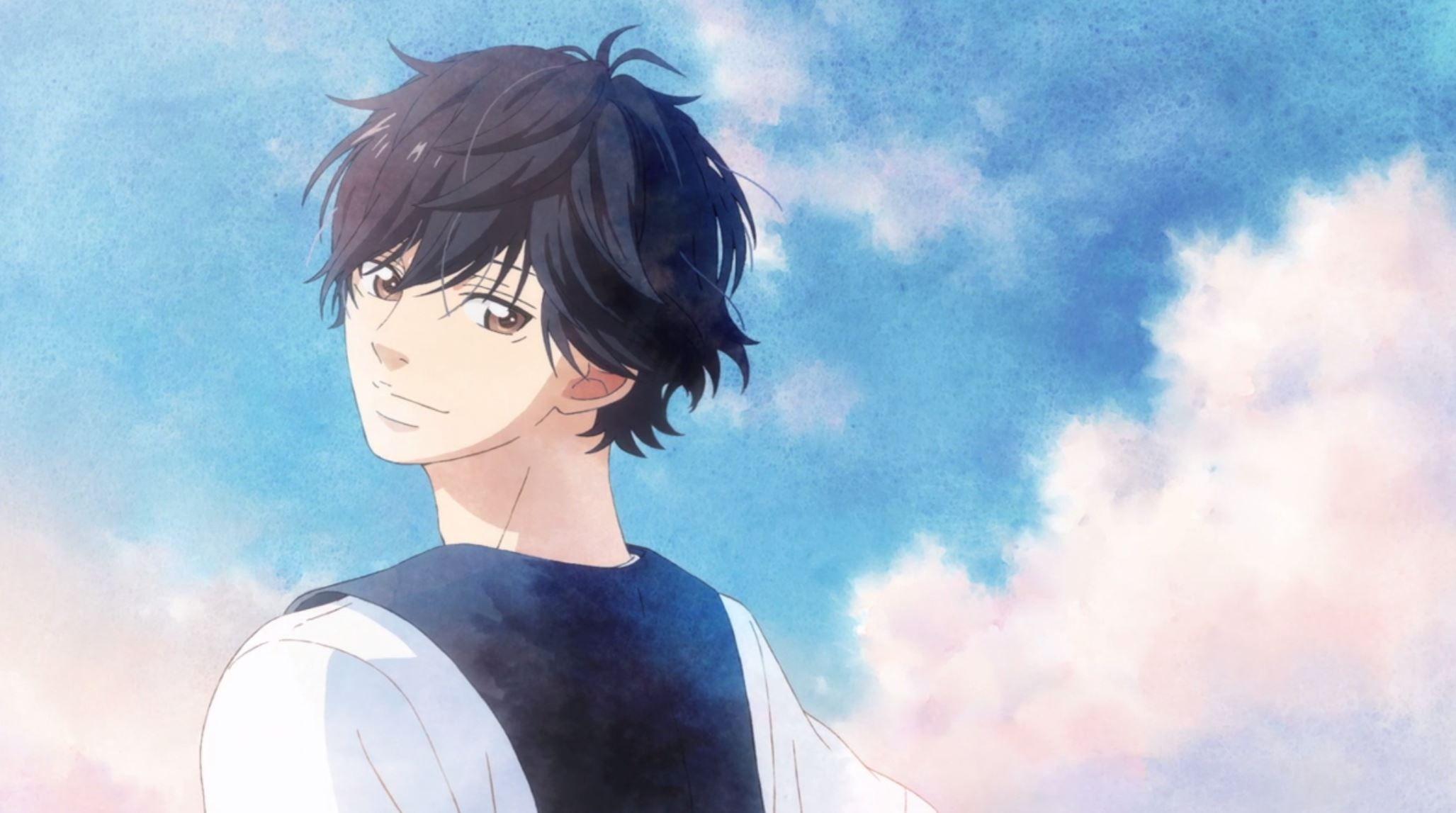 Ao Haru Ride Episode 1