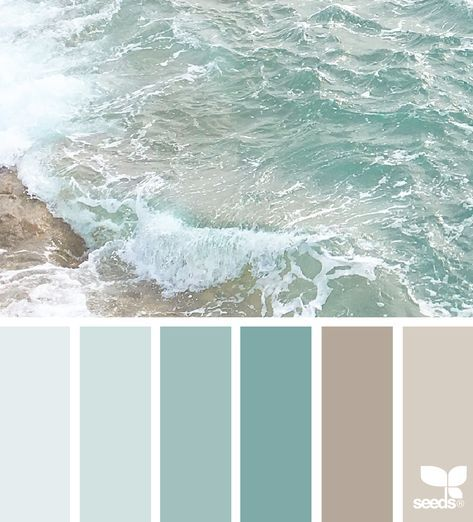 The Best Beachy Paint Colors Picked By The Interior Designers At