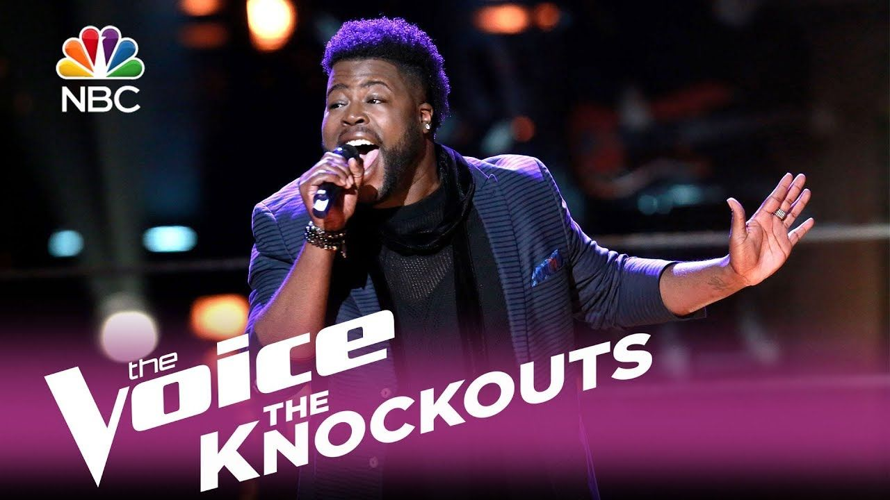 The Voice 2017 Knockout Chris Weaver I Put A Spell On You
