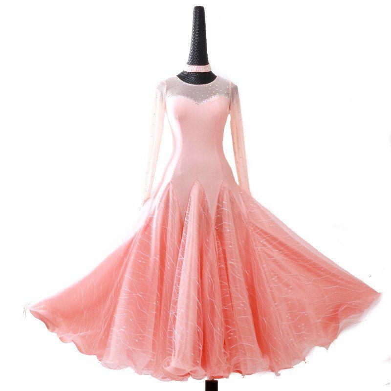 pretty nice 8cf52 a2572 Sala da ballo vestito da ballo della concorrenza standard ...