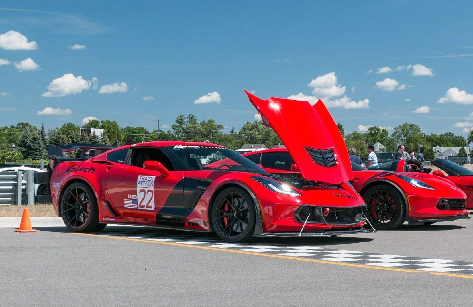 Is this the best #C7 yet? Katech's C7 #Corvette #Z06