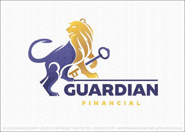 Guardian Key Lion Desain Desain