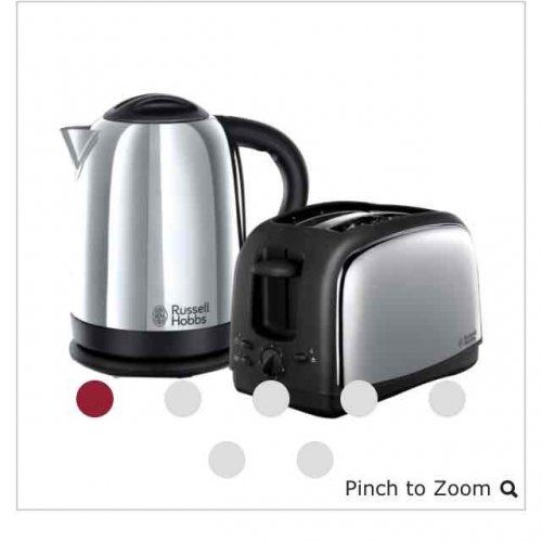 Russell Hobbs Toaster And Kettle Set 7 50 In Store Nationwide At