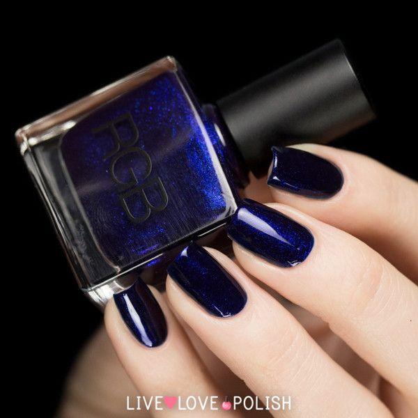 RGB Nightfall Nail Polish (Core Collection)