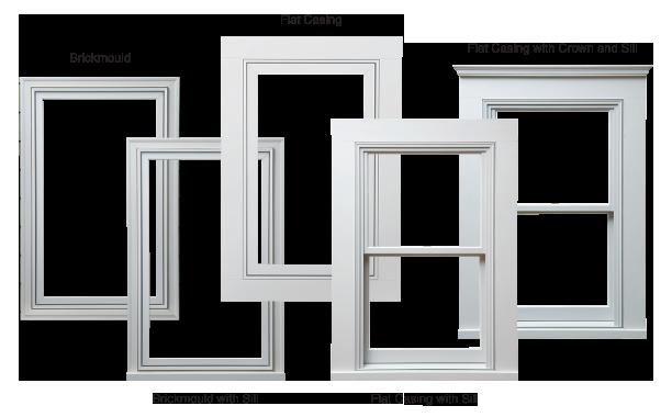 Window & Door Trim Options | Pella.com | Exteriors | Pinterest ...