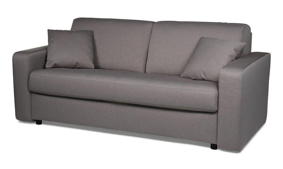 canap convertible con u pour un couchage quotidien il dispose d 39 un range couette dans les. Black Bedroom Furniture Sets. Home Design Ideas