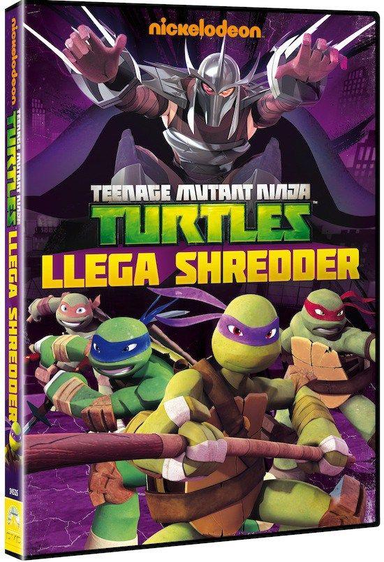 Las Tortugas Ninja Hora De La Verdad 2014 Mg Teenage Mutant Ninja Turtles Ninja Turtles Neue Abenteuer