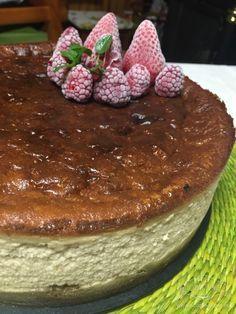 Cheesecake De Café El Toque De Inés Receta Cheesecake De Café Tartas Pollo En Escabeche