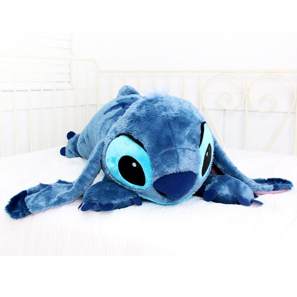 90CM Giant Hung Lilo /& Stitch toy Stuffed Plush soft Doll Pillow Valentine gift