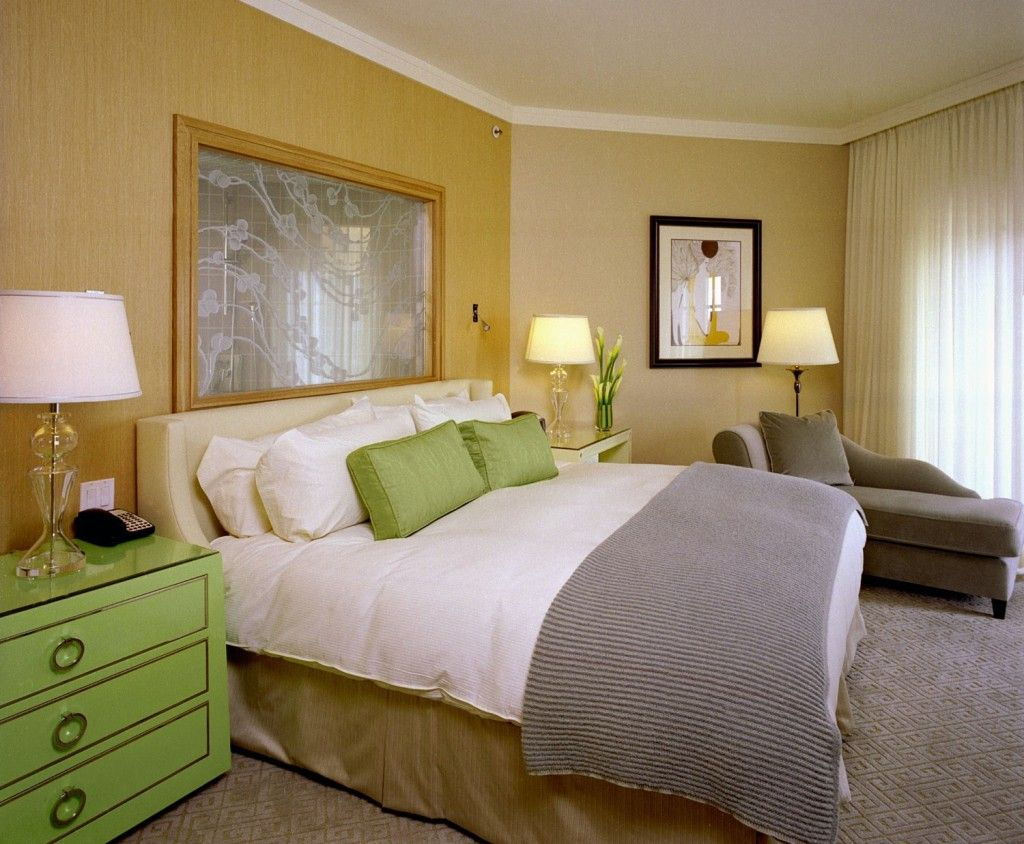 Master bedroom paint colors  Image detail for SofitelLADeluxeRoomxg  Rooms I Love