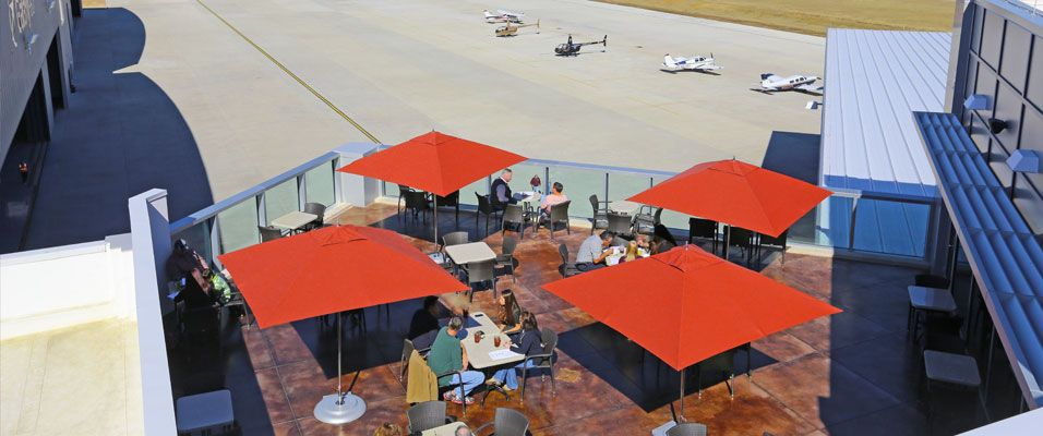 Conroe at the lone star executive airport houston events