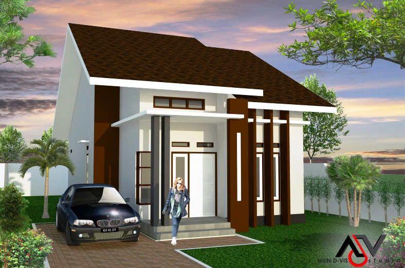 Pin Di Desain Rumah Minimalis Sederhana 1 Lantai 2 Lantai