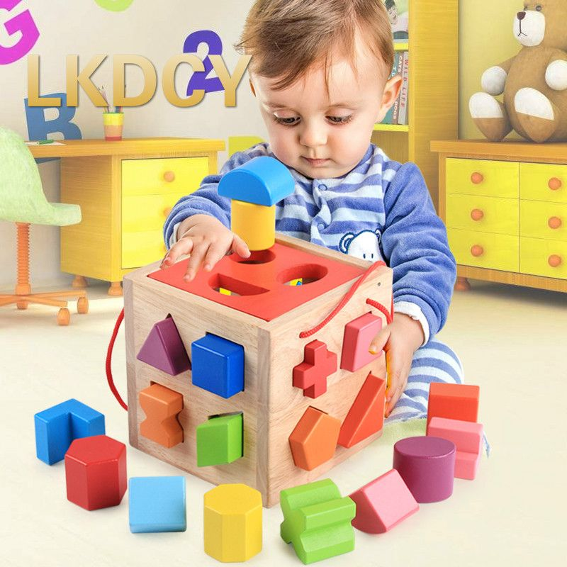 Click To Buy Lkdcy Baby Young Children Building Blocks One And A Half Years Old Boy Best Educational Toys Educational Toys For Kids Educational Toys