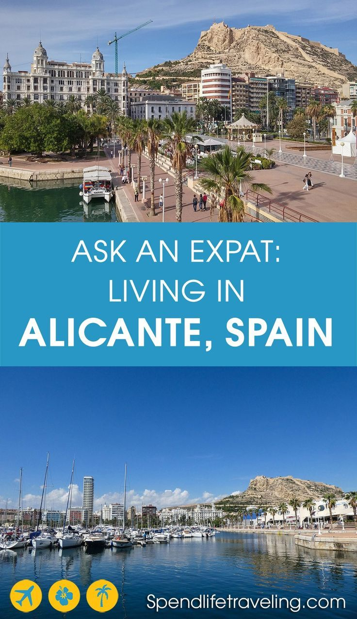Living in Alicante, Spain - Interview With an Expa