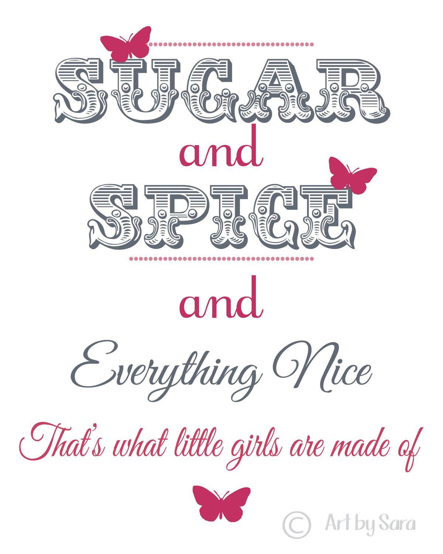 Sugar And E Everything Nice