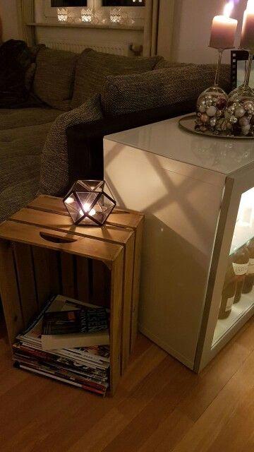 Diy Gedampftes Licht Wohnzimmer Dekoration Kerzen