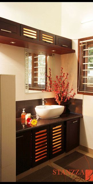 Dining Area Wash Basin Designs Washbasin Design Basin Design Crockery Cabinet Design