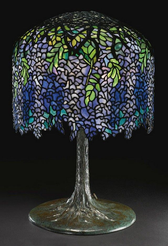 an in depth look at tiffany lamps pinterest ステンドグラス