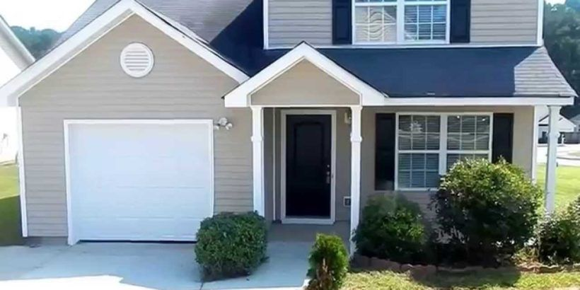 Rent To Own Homes In Tuscaloosa Al In 2020 Rent To Own Homes House Rental Atlanta Homes