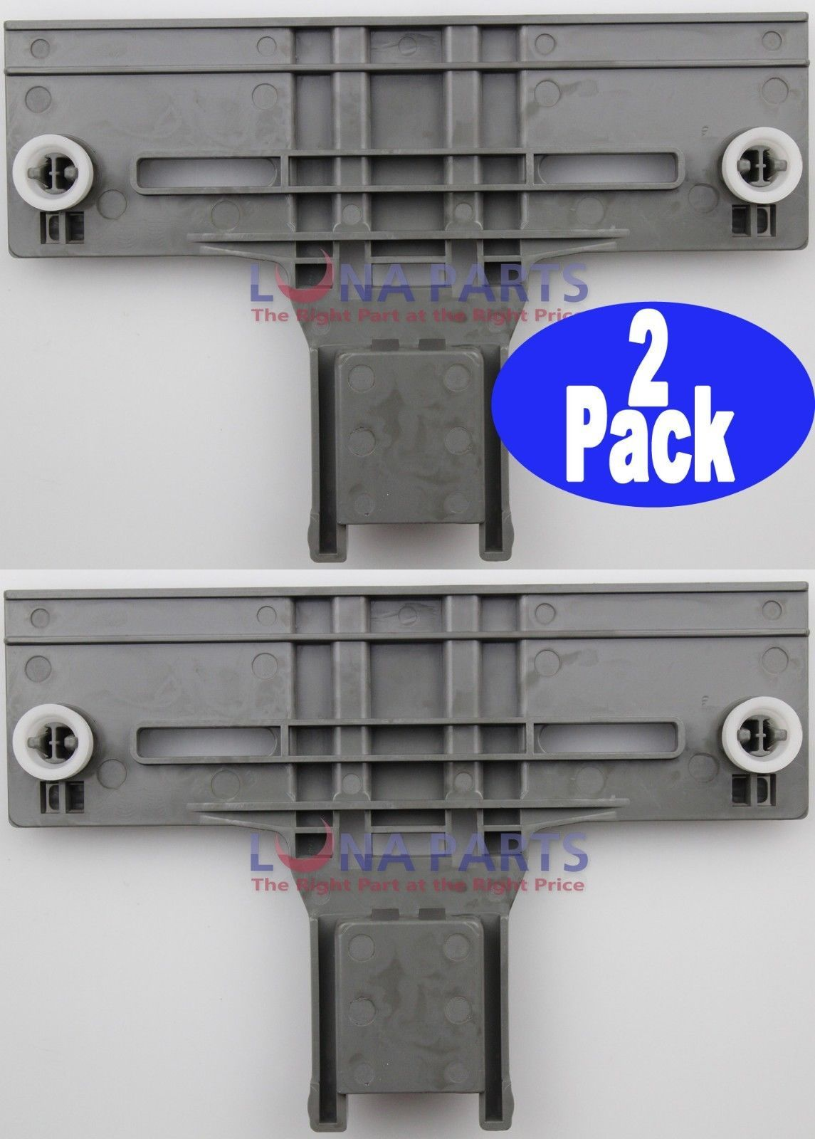 Dishwasher parts and accessories 116026 2 pack w10350376