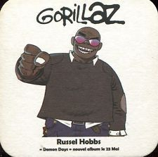 Demon Days Russell